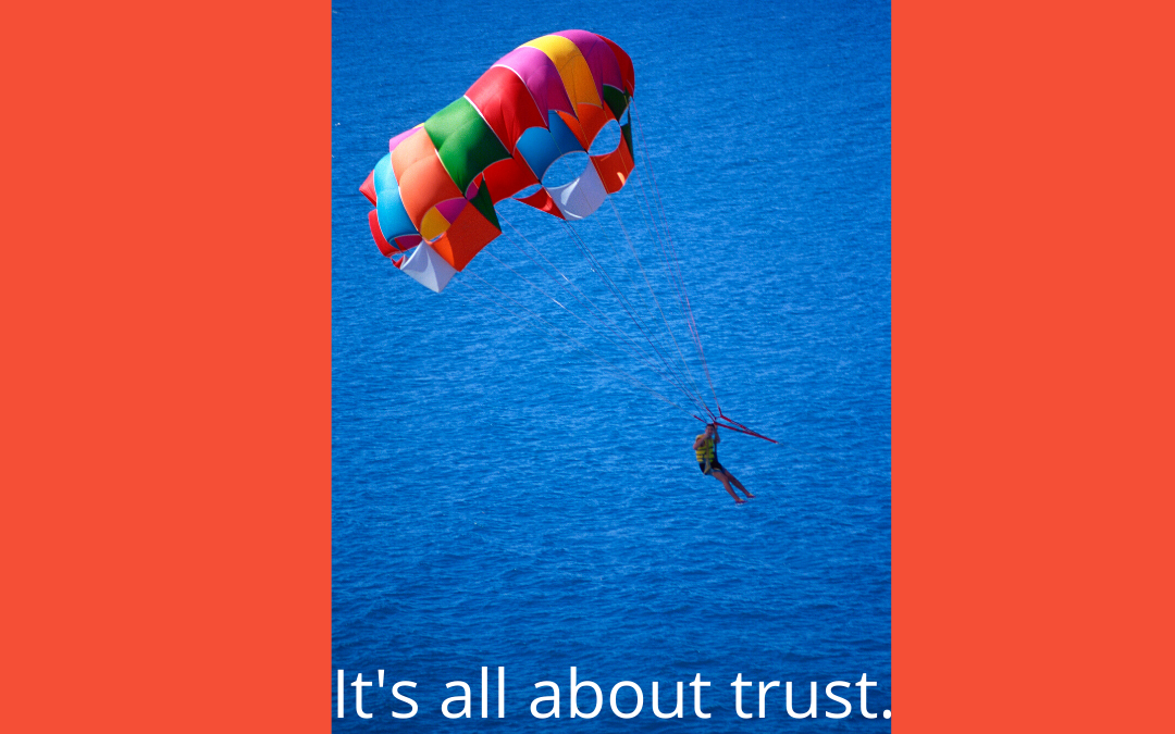 What If Wednesday – What if …we default to trust?