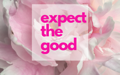 Get What You Want…Expect It