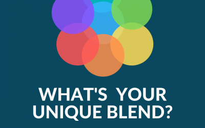 Get What You Want… How do your talents blend?